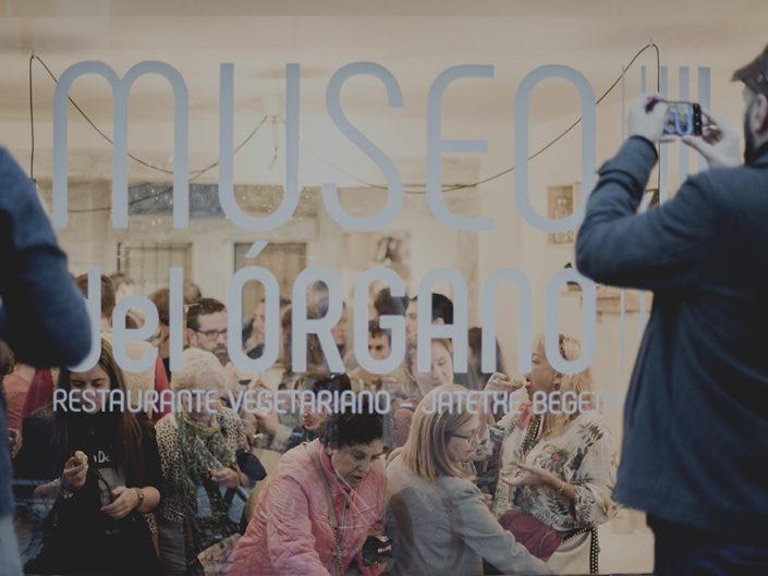 Inauguracion Inaugurazioa Museo del Organo Vitoria-Gasteiz