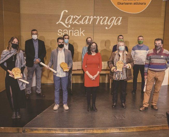 bai euskarari aldizkaria 32
