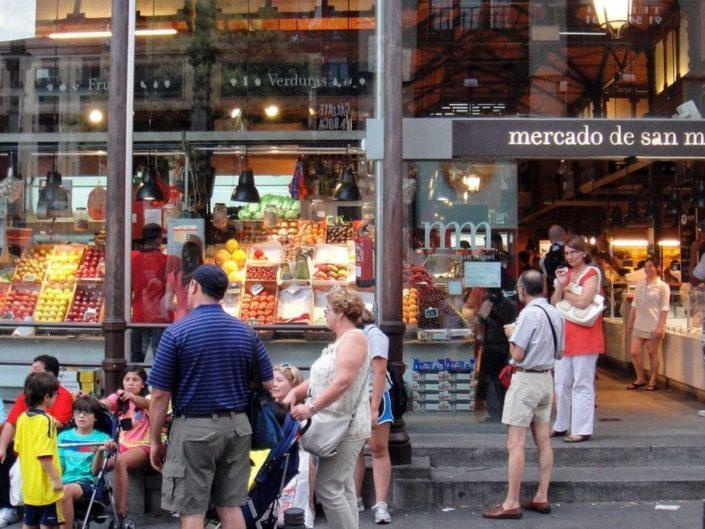 La gourmetizacion de las ciudades
